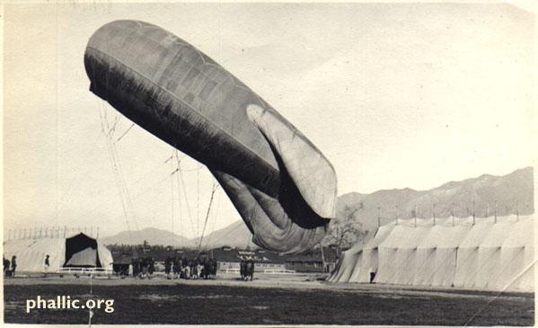 Sausage Balloon